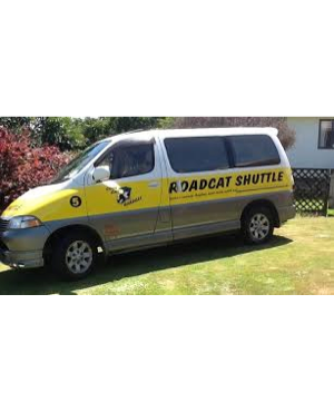 Roadcat Shuttles vehicle 1