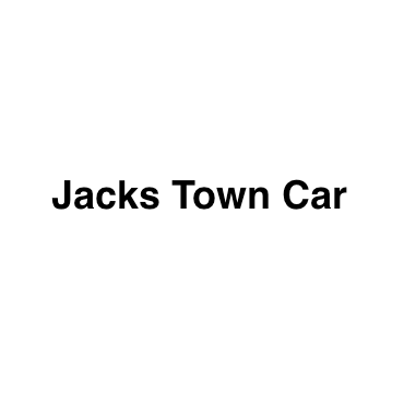 Jacks Town Car logo