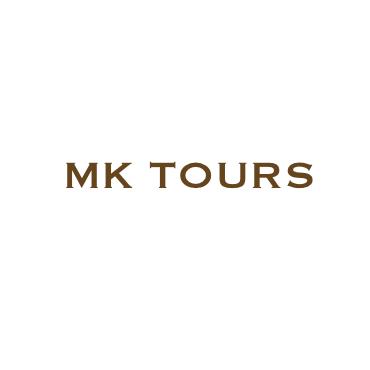 MK TOURS logo