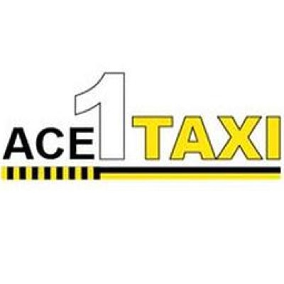 Ace One Taxi logo