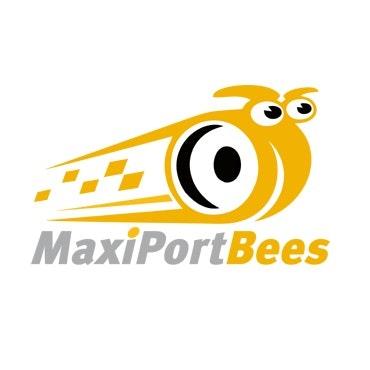 MaxiPortBees logo