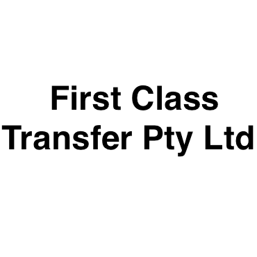First Class Transfer Pty Ltd logo