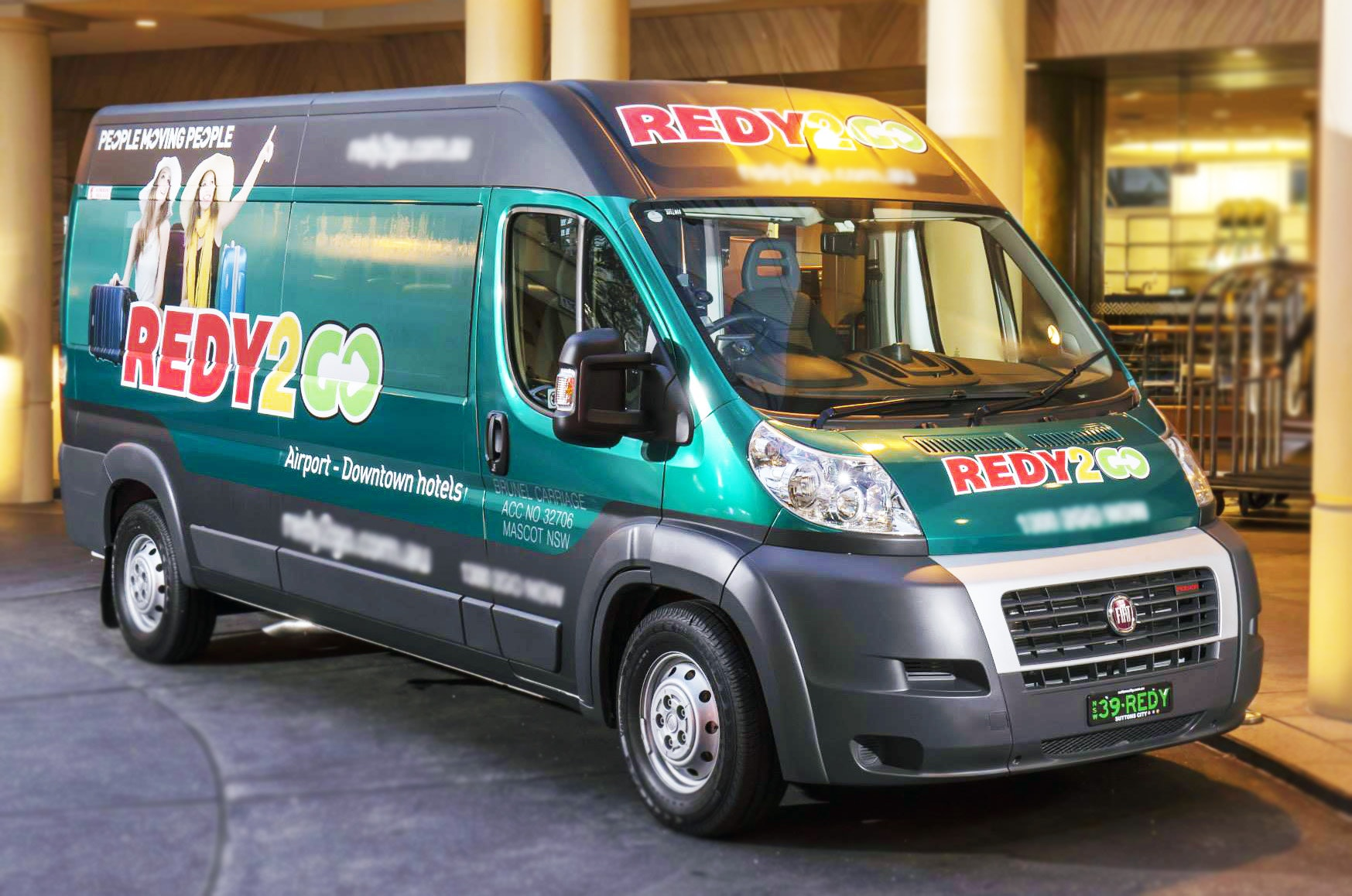 REDY2GO vehicle 1