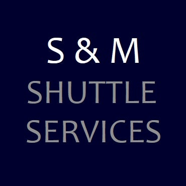 S & M Shuttle Services logo