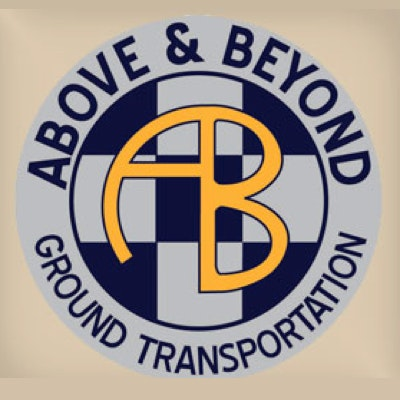 Above and Beyond Ground Transportation logo
