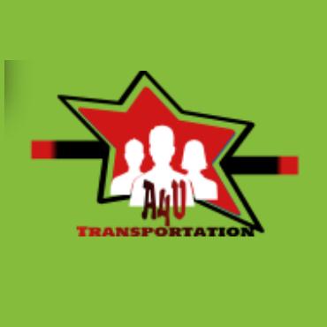 A4U Transportation logo
