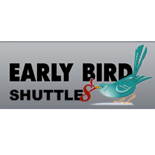 EarlyBird Shuttles logo