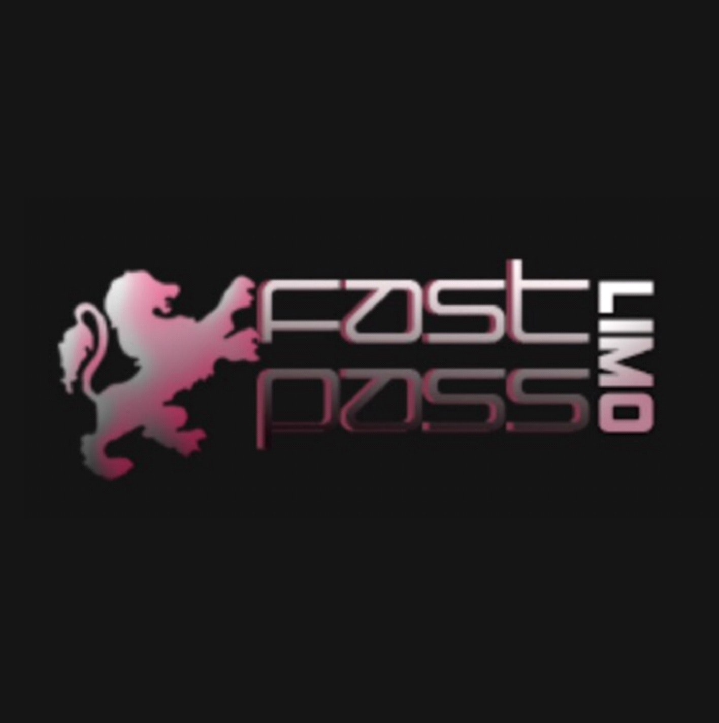 Fast Pass Limo logo