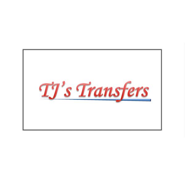TJ's Transfers logo
