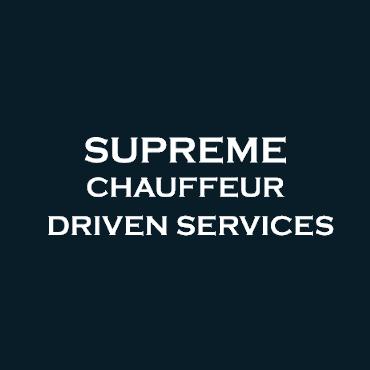 Supreme Chauffeur Driven Services