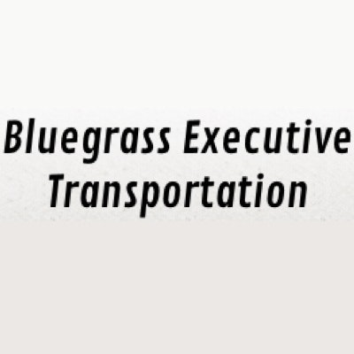 Bluegrass Executive Transportation logo