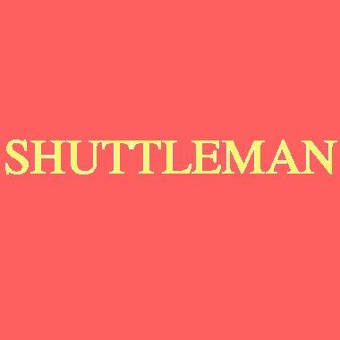 Shuttleman logo