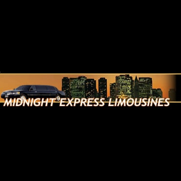 Midnight Express Limousines logo