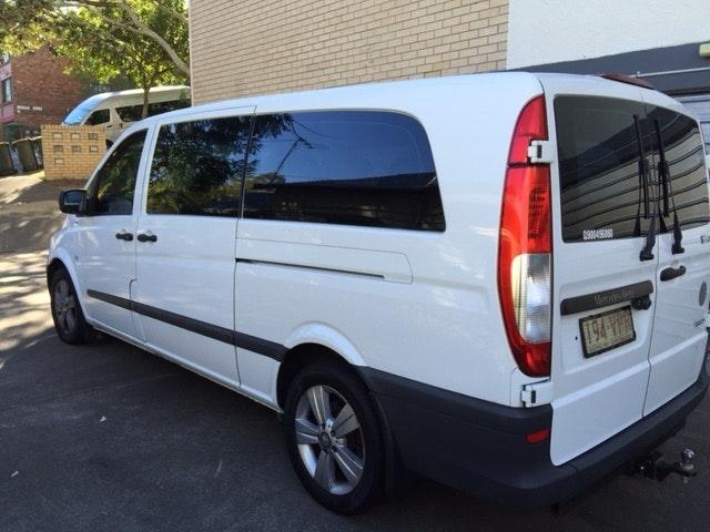 Felton Transfers vehicle 1