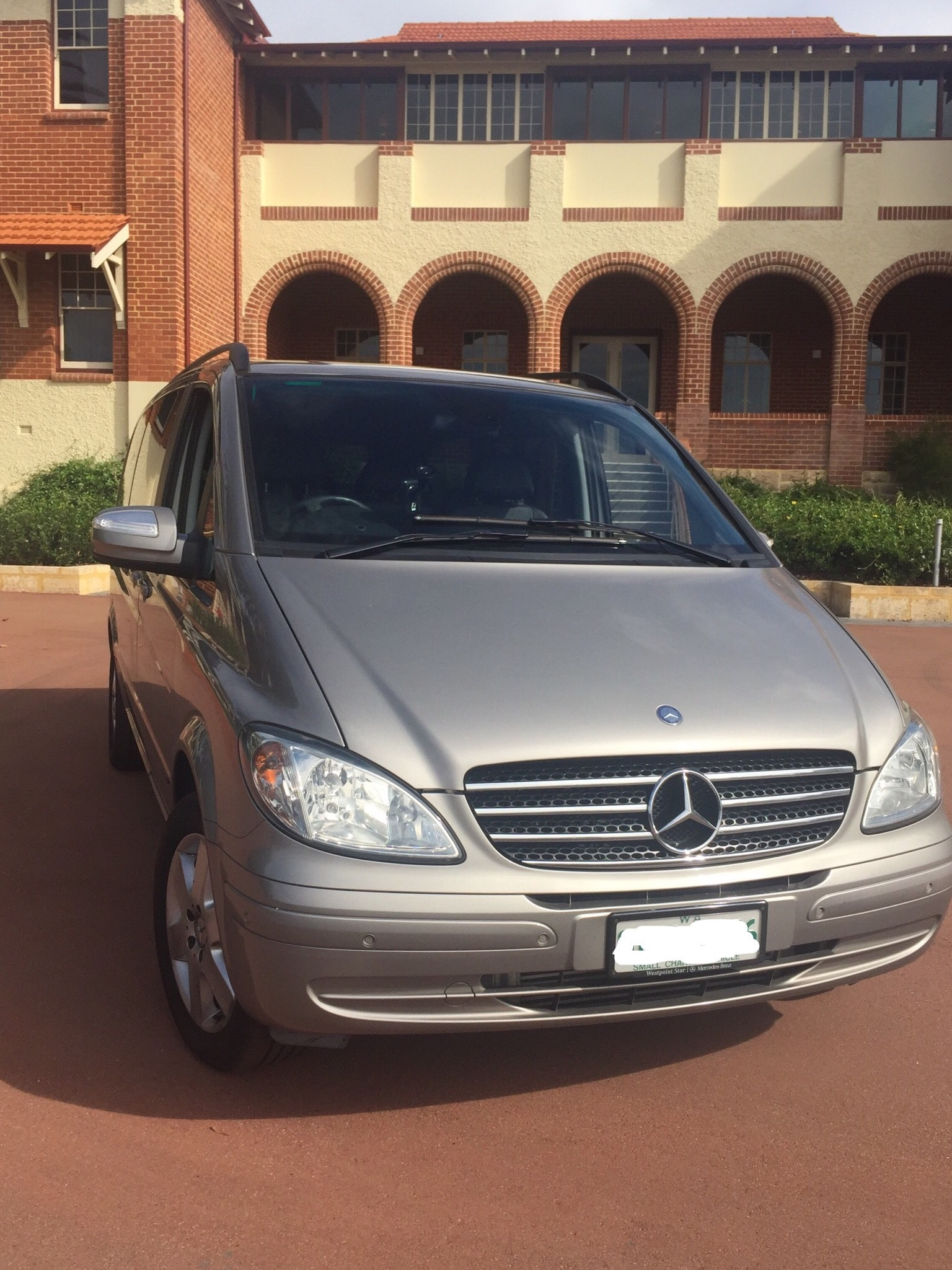 Perth Chauffeur 24/7 vehicle 1