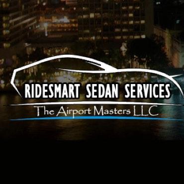 Ride Smart Airport Sedan Service logo