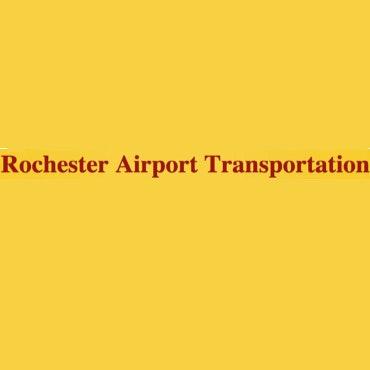 Rochester Airport Transportation logo