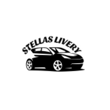 Stella's Livery Service logo