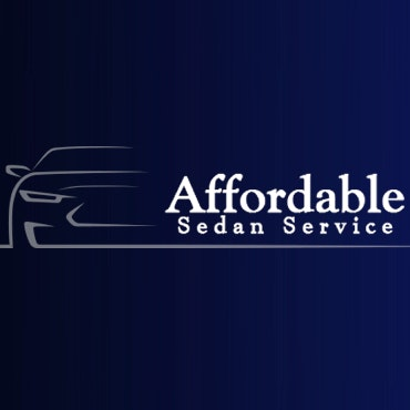 Affordable Sedan Service logo