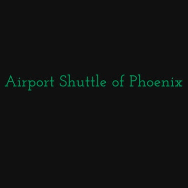 Airport Shuttle of Phoenix