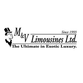 M&V Limousines Ltd. logo