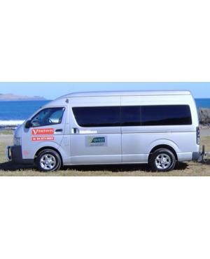 Vision Shuttles vehicle 1