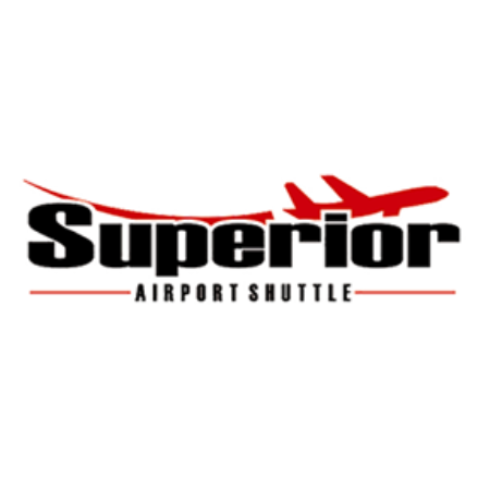 Superior Airport Shuttle logo