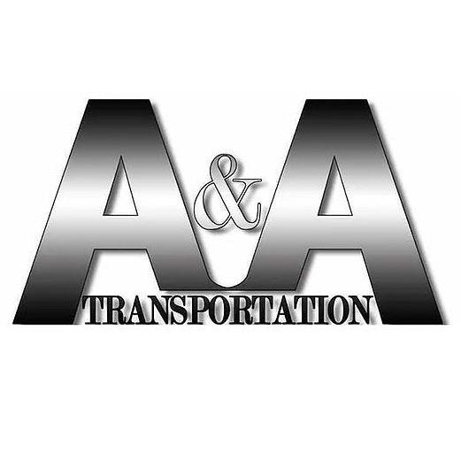 A&A Transportation logo