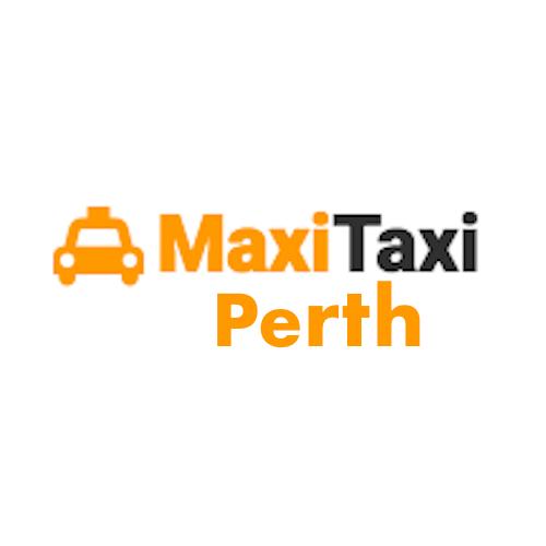 Maxi Taxi Perth logo