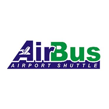 Airbus Airport Shuttle logo