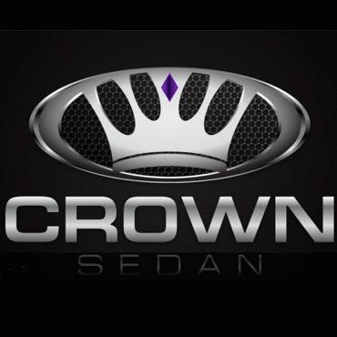Crown Sedan logo