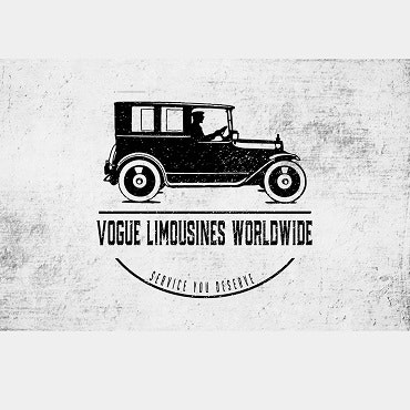 Vogue Limousines Worldwide logo