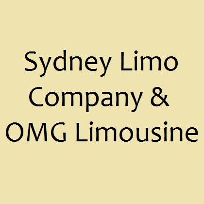 Sydney Limo Company & OMG Limousine logo