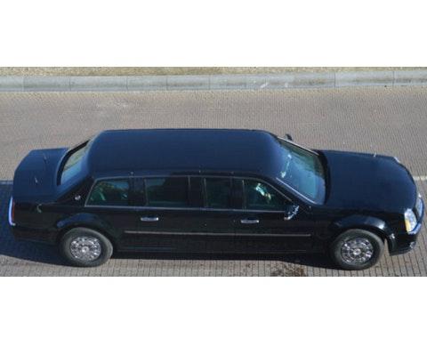 We Care Limousine Service vehicle 1
