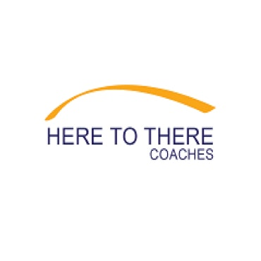 Here To There Coaches logo