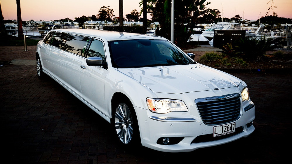 Grande Limousines vehicle 1