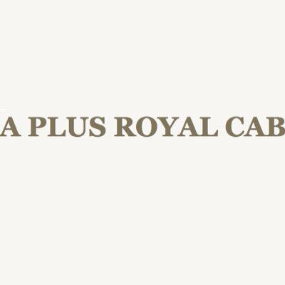 A Plus Royal Cab logo