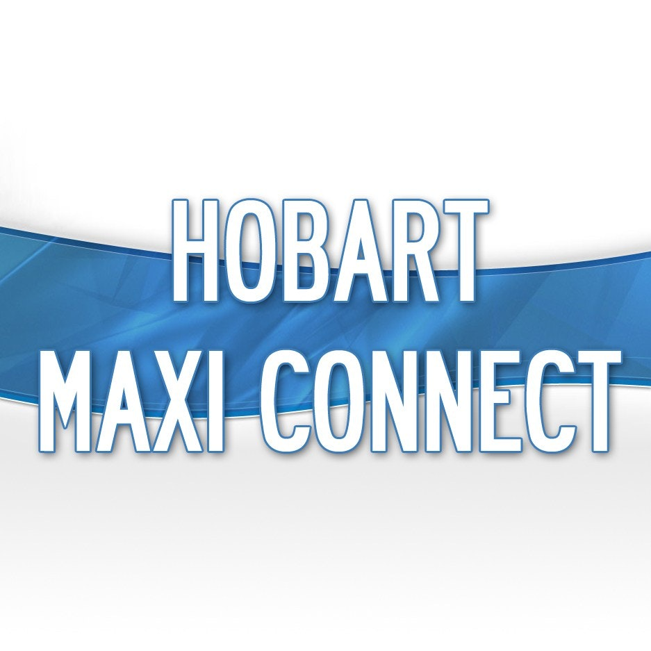 Hobart Maxi Connect logo