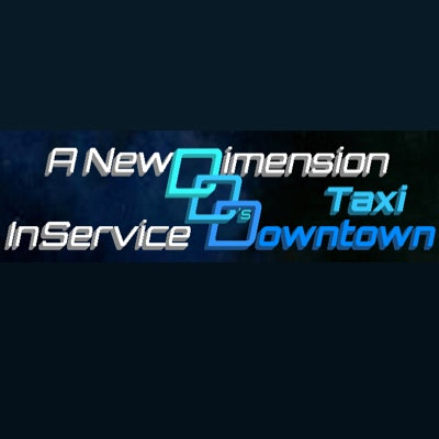 Downtown Taxi LLC vehicle 1