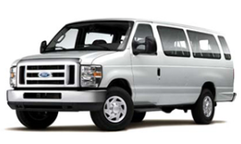 GO Boston Shuttle vehicle 1