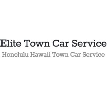 Elite Town Car Service