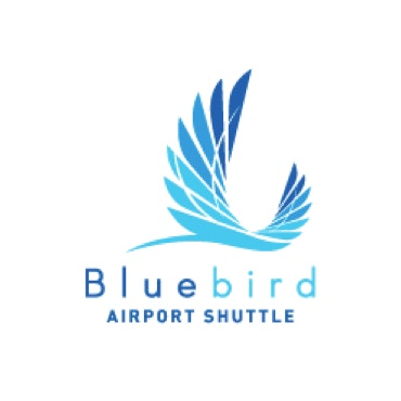 Bluebird Shuttle logo