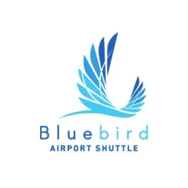 Bluebird Shuttle logo
