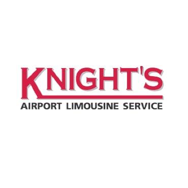 Go Knights Limousine logo
