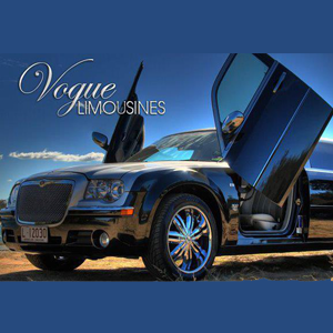 Vogue Limousines logo