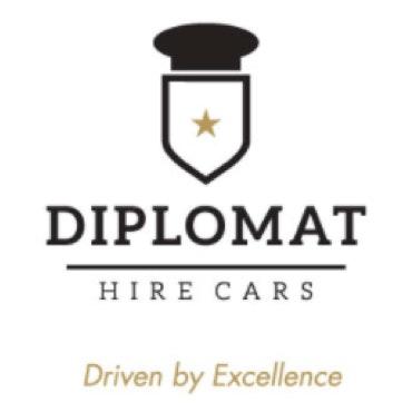 Diplomat Hire Cars logo