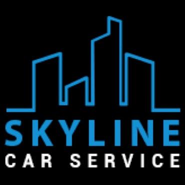 Skyline Car Service logo