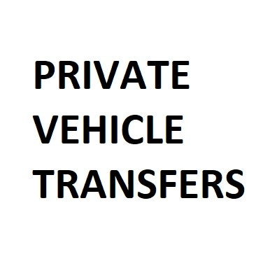 Private Vehicle Transfers