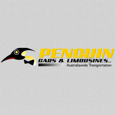 Penguin Cars and Limousines logo