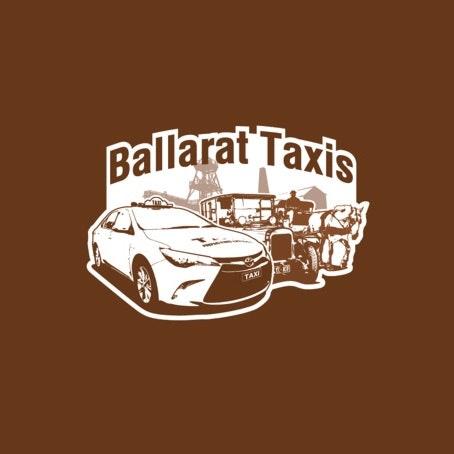 Ballarat Taxis logo
